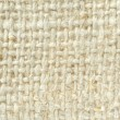 Stock Photo: Burlap macro
