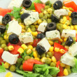 Royalty-Free Stock Photo: Close-up of greek salad