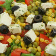 Greek salad — Stock Photo #2800684