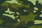 Camouflage cloth — Stock Photo