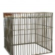Isolated cage — Stock Photo