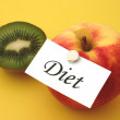 Diet concept — Stock Photo