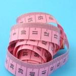 测量卷尺 — 图库照片