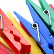 Pegs — Stock Photo