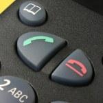Phone keypad — Stock Photo