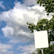 Royalty-Free Stock Photo: Sign post against the sky