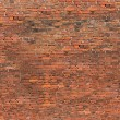 Xxxxl size photo of brick wall — Stock Photo #3679630