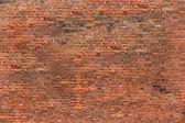 Foto tamaño xxxxl de pared de ladrillo — Foto de Stock