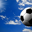 Soccer ball - Foto Stock