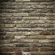 Wall of bricks — Stock Photo #3160075
