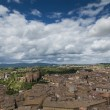 Tuscany city - Stock Photo