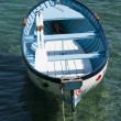 Stock Photo: old rowboat