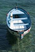 Gammal roddbåt — Stockfoto
