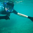 Scuba-diving — Stock Photo #2992515