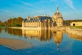 Chateau de Chantilly — Stock Photo