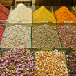 Spice bazaar — Stock Photo