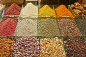 Bazar delle spezie — Foto Stock