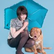 Which umbrella is this? — Stock Photo