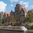 Amsterdam channels — Stock Photo #3207048