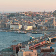 Istanbul old City Panorama — Stock Photo