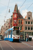 Amsterdam City Scape — Stock Photo