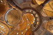 Hagia Sofia bazilika — Stock Photo