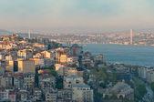 Bogazici (Bosphorus) Bridge — Stock Photo