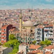 View over Istanbul - Stock Photo