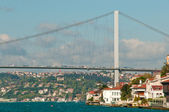 The Bosphorus Bridge — Zdjęcie stockowe