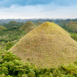 Chocolate Hills — Stock Photo #3616040