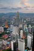 Kuala Lumpur Panorama — Stock Photo