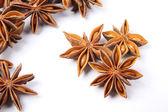 Star anise fruit — Stock Photo