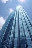 Arranha-céus modernos — Fotografia Stock