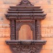 Buddhist niches — Stock Photo