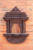 Buddhist niches — Stok fotoğraf