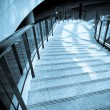 Stairway leading to basement — Stock Photo #3403896