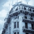 Old building in shanghai — Stock Photo