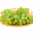 Stock Photo: Fresh grape