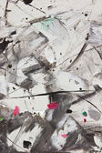 Abstract background of painting detail — Foto de Stock