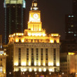 The old building at the bund in Shanghai — Stock Photo #3560764