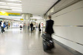 Busy Airport — Stock Photo