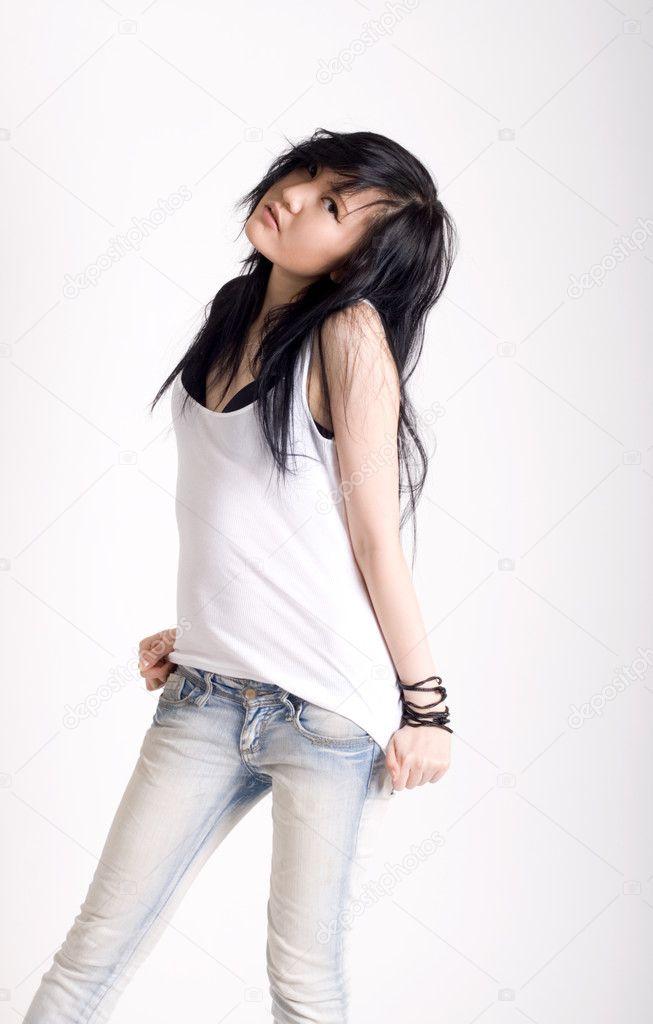 japansk tjej