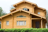 Summer cottage — Stock Photo