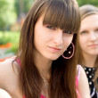 Two female friends — Stock Photo #3661551