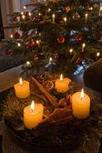 Noel zamanı — Stok fotoğraf