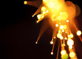 Defocused lights — Stock Photo
