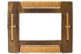 Wooden frame. — Stockfoto