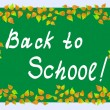 Royalty-Free Stock Vector Image: Back to School. Vector