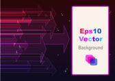 Eps10 vector background. — Vettoriale Stock