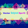 Eps10 vector card. — Stock Vector